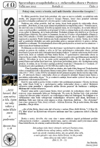 Časopis Patmos 2012-02