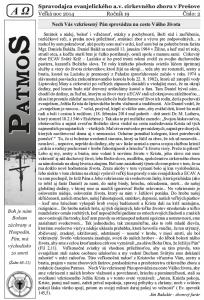 Časopis Patmos 2014-02
