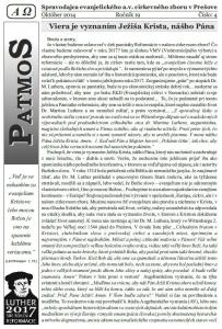Časopis Patmos 2014-04