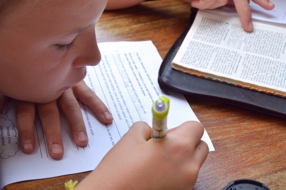 Vyučovanie náboženstva