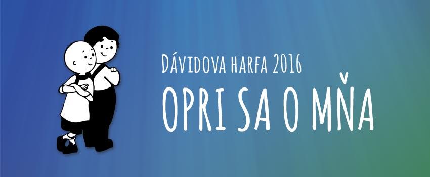 Dávidova harfa 2016