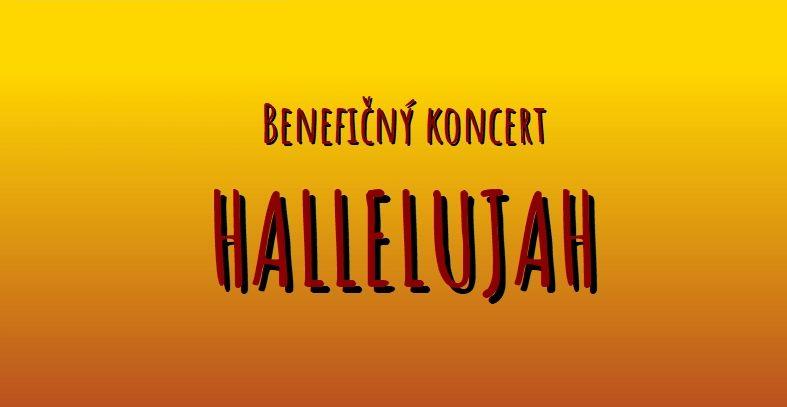 Koncert Hallelujah