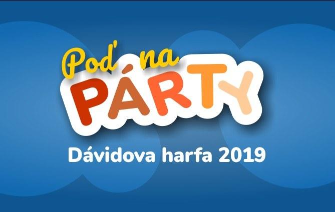 Dávidova harfa 2019