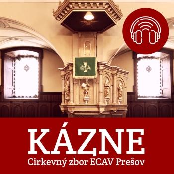 Kázne - ECAV Prešov